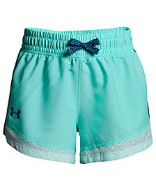 Under Armour Sprint Shorts, Big Girls