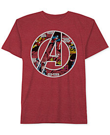 Avengers Men's T-Shirt by Hybrid Apparel