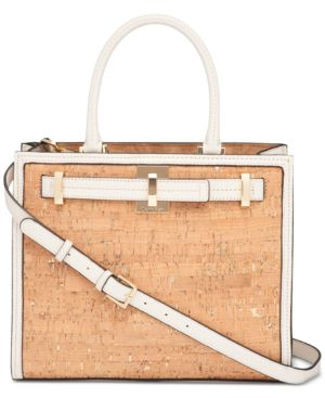 SMALL CORK SATCHEL