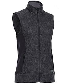 EMS® Women's Destination Hybrid Full-Zip Fleece Sweater Vest