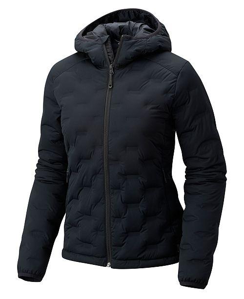 Mountain Hardwear Women's StretchDown DS Hooded Jacket from Eastern