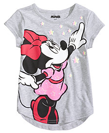 Disney's® Minnie Mouse T-Shirt, Toddler Girls