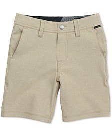 Static Hybrid Shorts, Little Boys