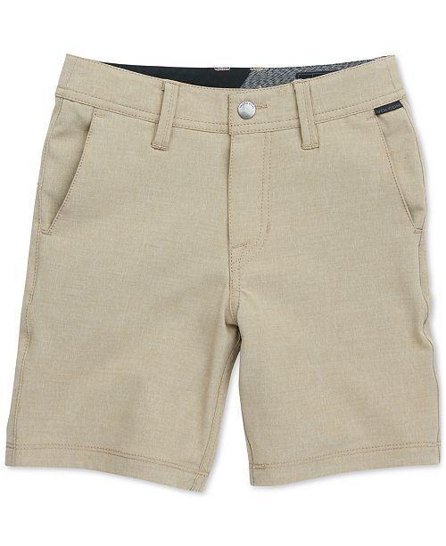 Volcom Static Hybrid Shorts, Toddler Boys