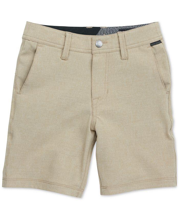 Volcom - Static Hybrid Shorts, Little Boys
