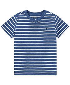 Polo Ralph Lauren Striped T-Shirt, Little Boys