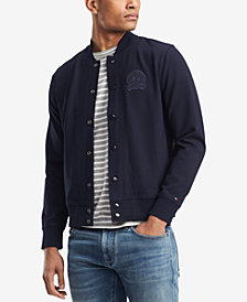 Tommy Hilfiger Men's Jameson Baseball Bomber Jacket, Created for Macy's