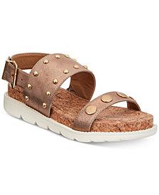 Adrienne Vittadini Perry Flat Sandals