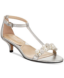 Adrienne Vittadini Kalina Dress Sandals