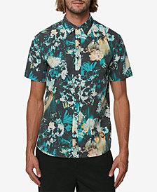 O'Neill Men's Perennial Floral Shirt