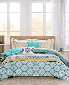 Arissa 5-Pc. Full/Queen Comforter Set