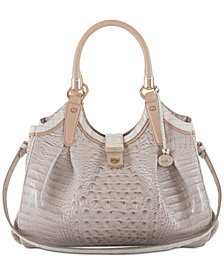 Brahmin Elisa Tri-Color Hobo
