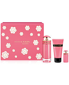 Prada Candy Gloss 3-pc Gift Set