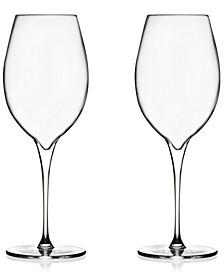 Vie Pinot Grigio Glasses, Set of 2