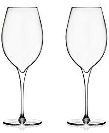 Nambé Vie Pinot Grigio Glasses, Set of 2