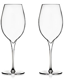 Nambé Vie Pinot Grigio Glasses, Set of 2