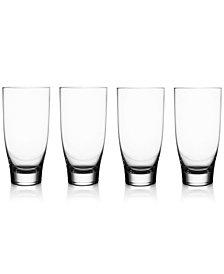 Nambé Vie Highball Glasses, Set of 4