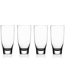 Nambé Vie Highball Glasses, Set of 4