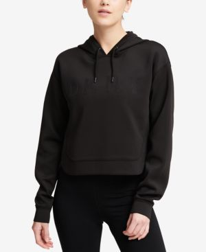 SPORT CROPPED SWEATSHIRT