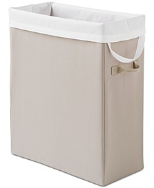 Slim EVERFRESH® Laundry Hamper