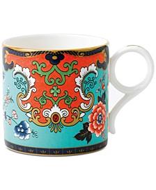 Wonderlust Ornamental Scroll Mug