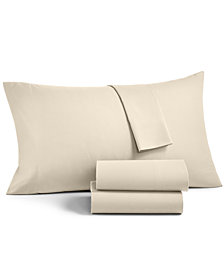 CLOSEOUT! Charter Club 700 Thread Count Cotton Blend Queen Sheet Set