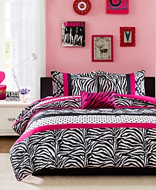 Mi Zone Reagan 4-Pc. Bedding Sets