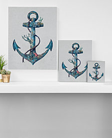 Deny Designs Terry Fan Lost At Sea Canvas Collection