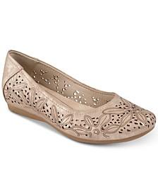 Mariah Comfort Flat Shoe