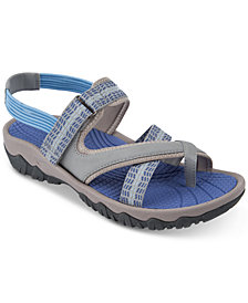 Baretraps Twila Crisscross Rebound Technology™ Sandals