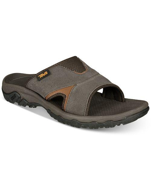abad1516402d Water Men s Shoes Slide Sandals All Teva Resistant 2 Katavi qaxWzU6