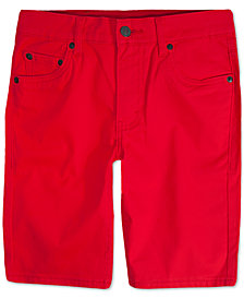 Levi's® 511 Sueded Shorts, Little Boys