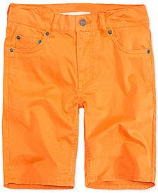 Levi's® 511 Sueded Shorts, Big Boys