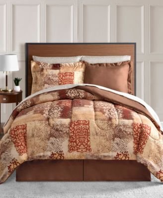 Tyler Reversible 6-Pc. Twin Comforter Set
