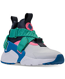 Nike Big Boys' Air Huarache City Casual Sneakers from Finish Line