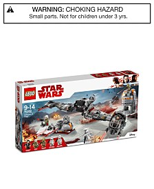 LEGO® Star Wars Defense of Crait Set 75202