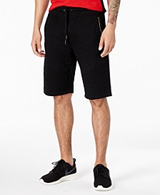 INC Men's Big & Tall Remix Knit Shorts, Created for Macy's