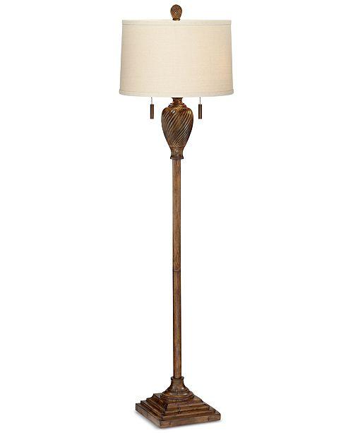 Kathy Ireland Pacific Coast Verona Floor Lamp