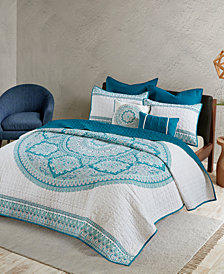 Urban Habitat Coletta Cotton 7-Pc. King/California King Coverlet Set