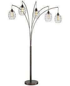 Lite Source Kaden 5-Light Floor Lamp