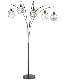 Lite Source Kaden 5-Light Floor Lamp