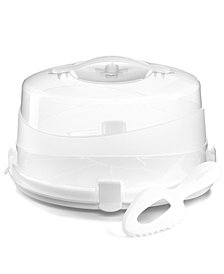 Martha Stewart Collection Round Cake Carrier, Created for Macy's
