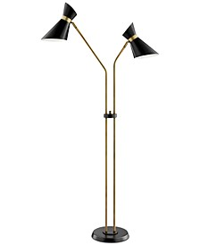 Jared 2-Light Floor Lamp