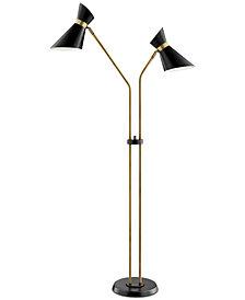 Lite Source Jared 2-Light Floor Lamp