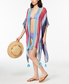 Cejon Rainbow By The Sea Boho Cover-Up