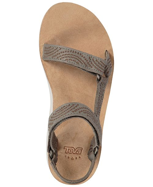 c4142aba226 Teva Women s Midform Universal Geometric Sandals   Reviews - Sandals ...