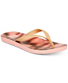 REEF Escape Lux Tie-Dye Flip-Flop Sandals