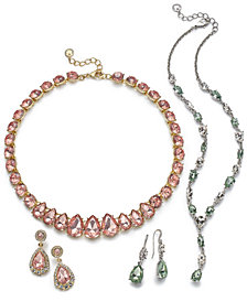 Charter Club Crystal Jewelry Separates, Created for Macy's