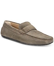 Hugo Boss Men's Traveling Dandy Suede Moccasins