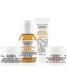 Receive a FREE 4pc Skin Care Gift with any $85 Kiehl's Purchase!